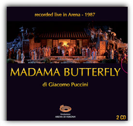 CD Madama Butterfly