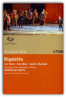 DVD Rigoletto