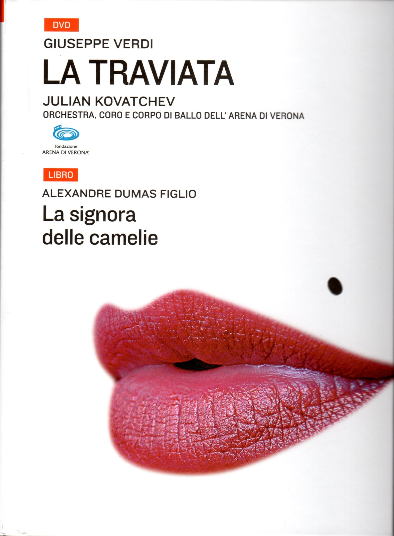 DVD La Traviata (2011)